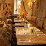 restauracja szara